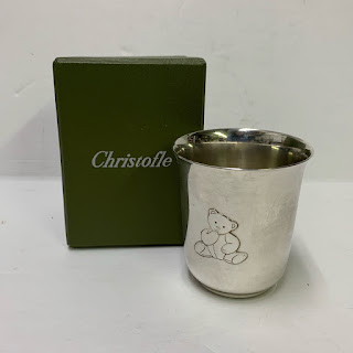 Christofle Baby Cup