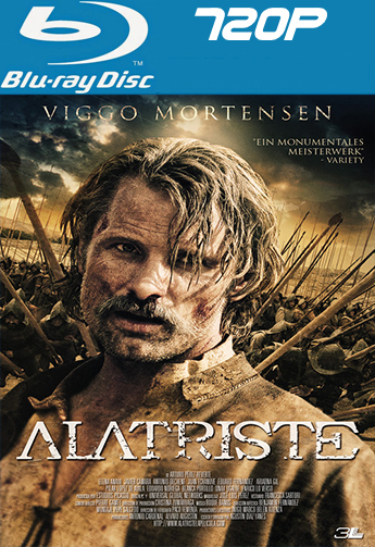 El capitán Alatriste (2006) BDRip m720p DTS