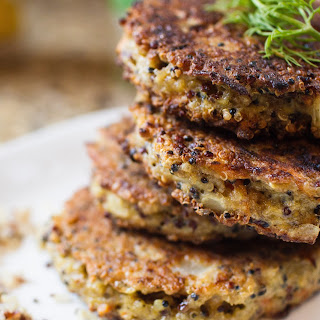 Quinoa Fritters that I'm Currently DYING Over (& They're Gluten Free!)