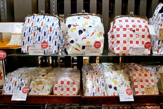 57 日本京都 錦市場 史努比茶屋