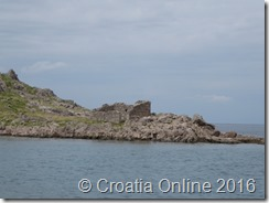 Croatia Online - Sv Juraj - Lisac Islet Ruins