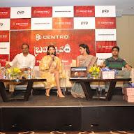 Brahmotsavam Movie Promotion Press Meet Photos