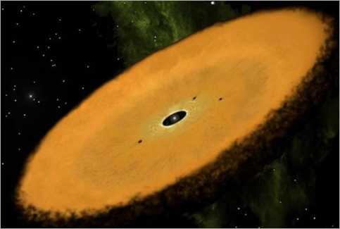 Astronomers-find-oldest-known-planetary-disk