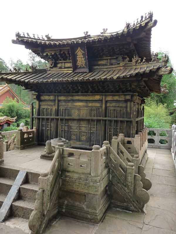CHINE.YUNNAN.KUN MING Temple, jardin horticole,Musée des minorites - P1270315.JPG