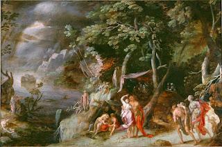The_Great_Flood_by_Jan_Nagel,flood Assyrians.