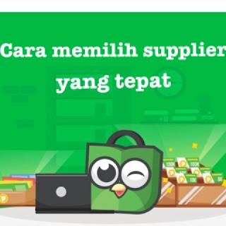 tips cara memilih dan mendapatkan supplier tepat terpercaya di tokopedia