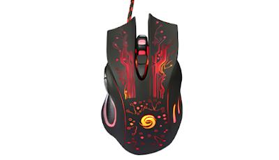 Mouse Gaming Terbaik Tahun 2021 : Cyborg Mouse USB 6D x3 Ghost