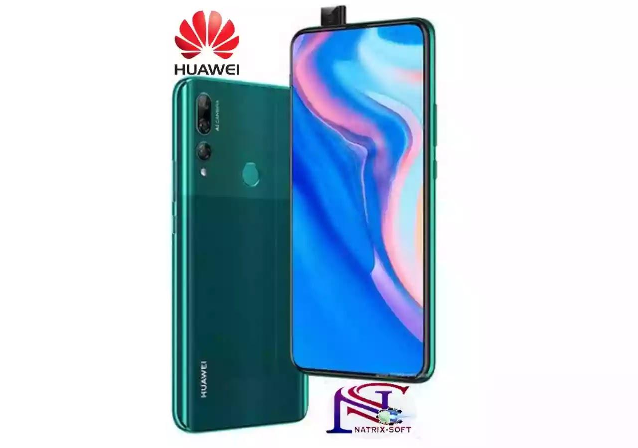 اسهل طريقة لتخطي حساب Huawei P Smart Z STK-LX1 STK-L21