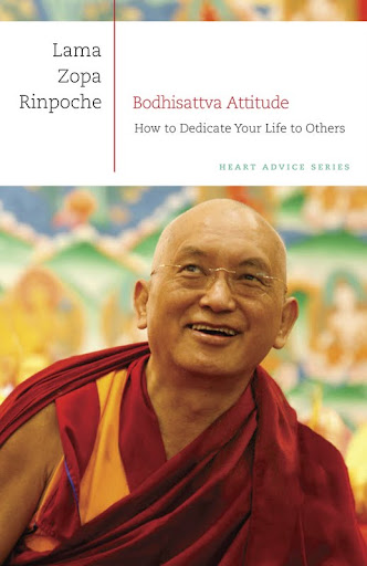 """Bodhisattva Attitude,"" Lama Yeshe Wisdom Archive's newest book. Available for free from the LYWA, www.lamayeshe.com"