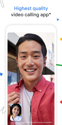 Google Duo - High Quality Video Calls screenshot 1