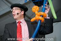 Bedrijfsreportage goochelaar Aarnoud Agricola in Vroomshoop (Overijssel) - 36