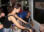 2005.07.31. - Esztergom, Visegrád, bemutatkozóest