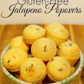 Gluten-Free Jalapeno Popovers