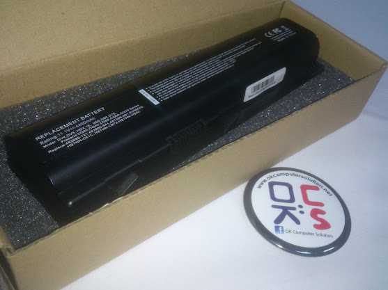 New Battery For HP Compaq Presario CQ40