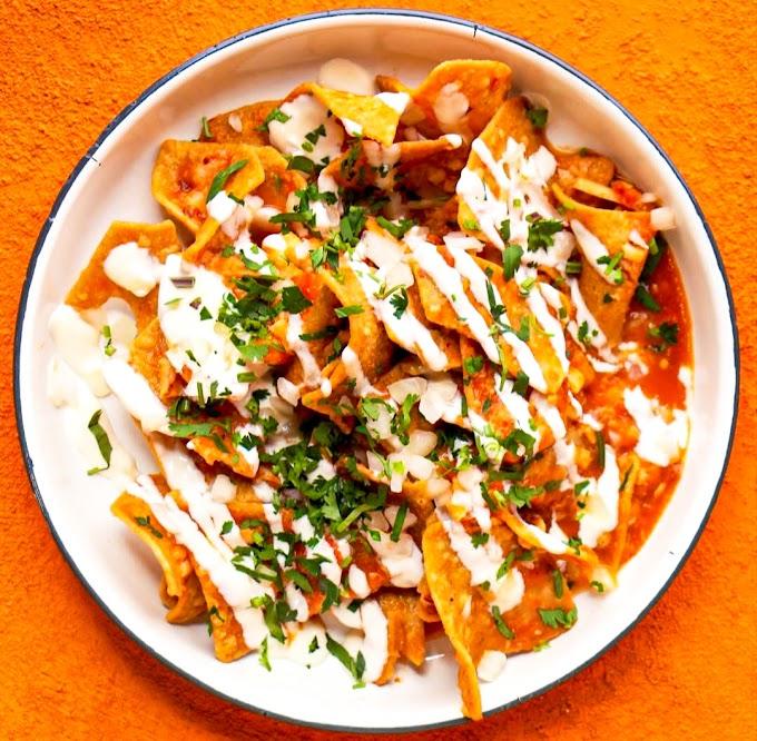 Mexican Chilaquiles Recipe | Breakfast Care