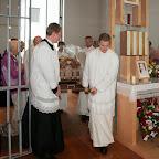 Besuch des Reliquienschreins der hl. Thérèse im Karmel St. Josef und St. Teresa, Innsbruck - 15.05.2015