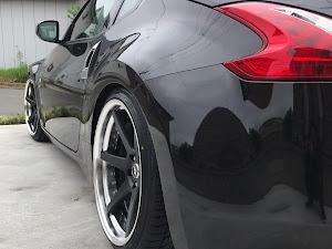 フェアレディZ Z34 2009年式verST 6速MTのカスタム事例画像 背水さんの2019年06月08日08:49の投稿