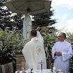 01.05.2016 Msza św. z poświęceniem pól przy figurze Matki Bożej Fatimskiej na ul. Palmowej