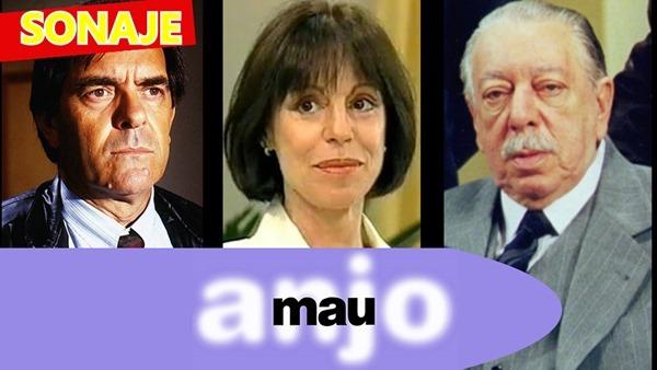 atores falecidos da novela Anjo Mau