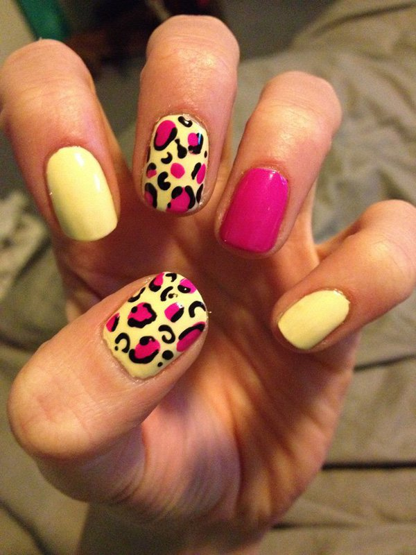 Wild Leopard Print Nail Designs For 2017 Styles Art