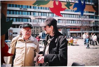 Photo: Kaarlo Koskimies ja Harri Niskanen