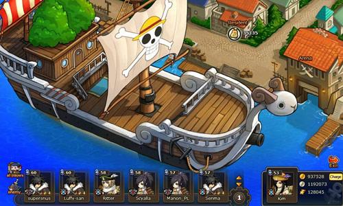 Webgame Pockie Pirates sắp có mặt tại Việt Nam 3
