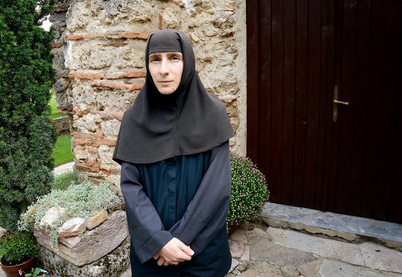 3. Nun Ksenija. The Monastery of the Most Holy Theotokos Eleusa
