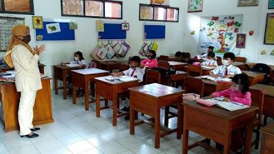 PTM Juli 2021 Belajar Penerapan Prokes dari Sekolah Percontohan di Jakarta