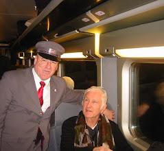 Photo: TGV 8627, la tournée Age Tendre & Tetes de Bois avec MARCEL AMONT et