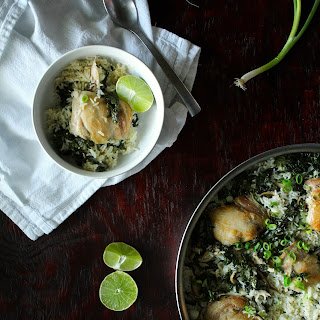 30-Minute Coconut Chicken & Rice