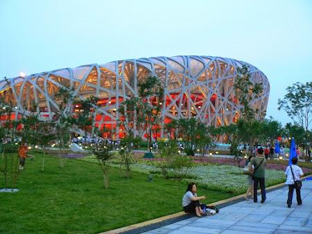 15. Cuibul de pasare din Beijing.JPG