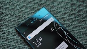 Sony Xperia XZ Premium màu xanh biển sâu tuyệt đẹp