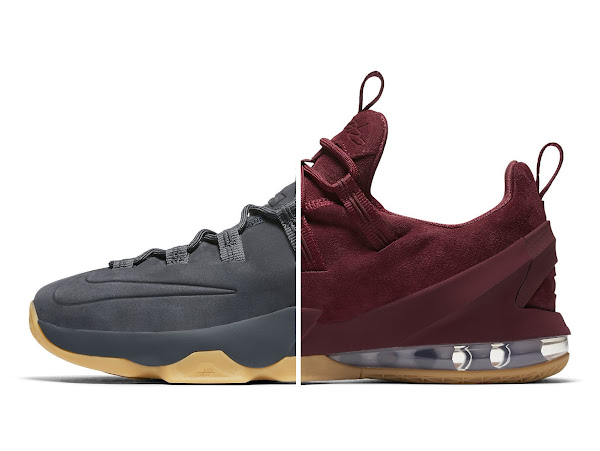 Nike Revisits LeBron 13 Lows With 2 New Releases This Weekend
