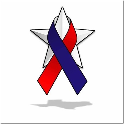 Texas ribbon