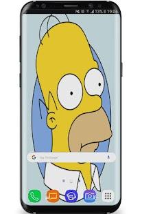 Homer Wallpaper Simpson's - náhled