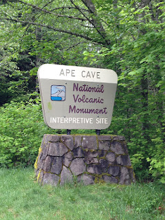 Ape Cave 2015