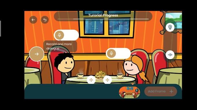 मोबाइल से cartoon वीडियो बनाने वाला कौनसा app है?