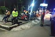 Tim Gabungan Patroli PPKM Boyolali Terus Himbau Warga Patuhi Prokes