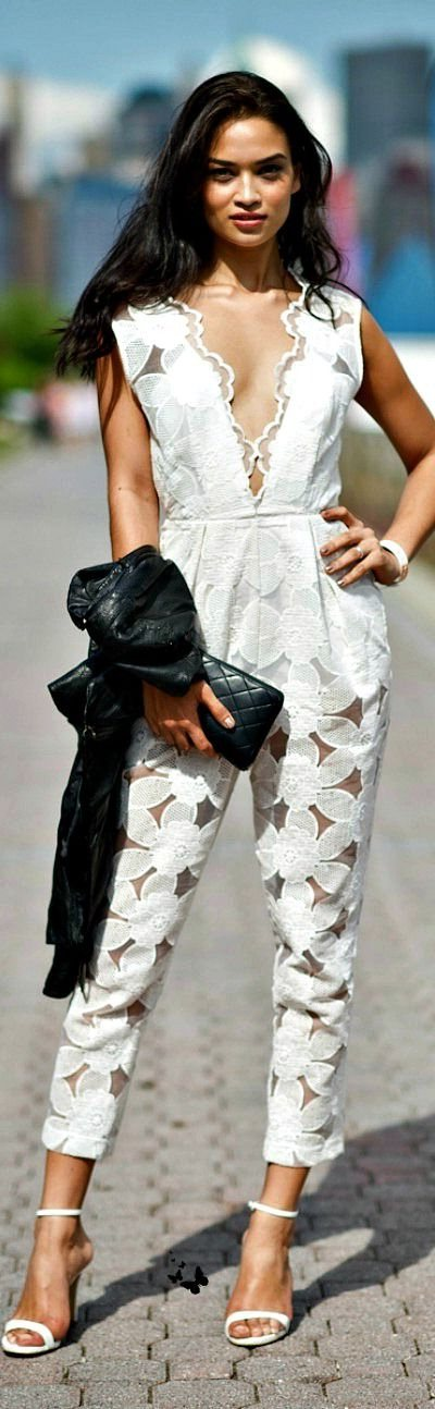 lace jumpsuits 2017 amazing styles for season