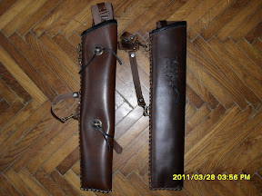 Quiver side and back Category I: Both for side and back combined quivers - They are our most popular works