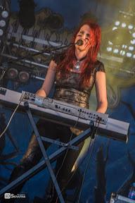 Ensiferum au Hellfest 2015