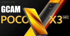 Download GCAM Xiaomi Poco X3 NFC Tanpa Root
