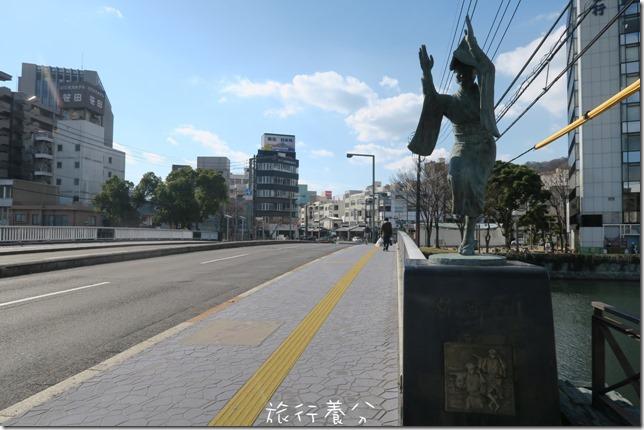 四國德島 葫蘆島周遊船 新町川水際公園 (2)