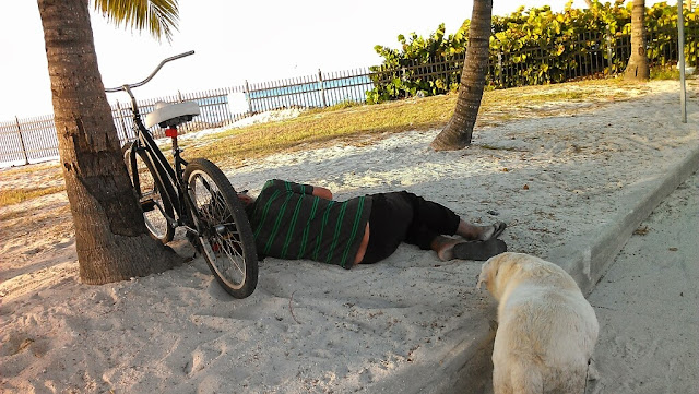 Beach Bum, Key West