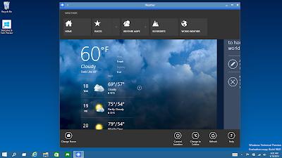 Windows 10 - Todo en ventanas