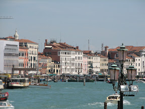 View from the Punta della Salute