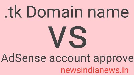 .tk domain name, free .com Domain , .tk Domain name and AdSense,