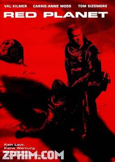 Hành Tinh Đỏ - Red Planet (2000) Poster