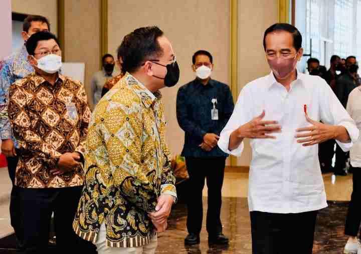 Wujudkan BUMN Go Global, Presiden Minta Adaptasi Teknologi Secepatnya..
