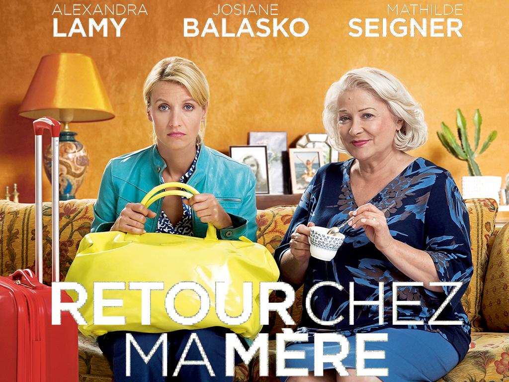 Μαμά, Γύρισα! (Retour Chez ma Mere) Wallpaper